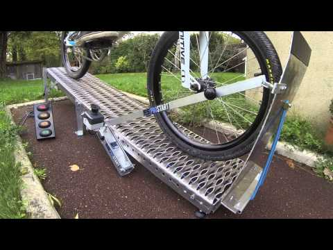 Portable Gate - Easy to use BMX gate.