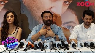 Sunny Deol reveals the story of Pal Pal Dil Ke Paas title, Karan's debut, his advise to Karan & more