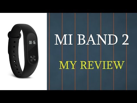 Xiaomi Mi Band 2 || My Long Term Review & Thoughts