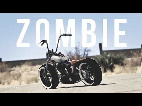 Zombie Bobber Showcase  - Western Motorcycle Company - GTA Online