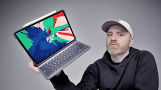 The iPad Pro Keyboard Apple Should've Made