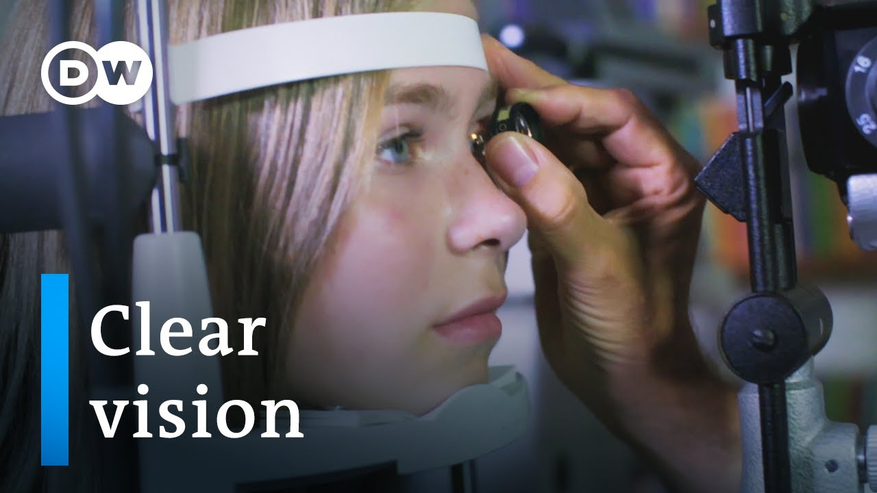 Healthy eyes – new therapies maintain sight | DW Documentary