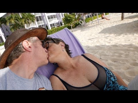 Why I feel guilty taking a vacation. Our Grand Cayman trip.