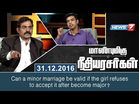 Can a minor marriage be valid if the girl refuses to accept it after become major?
