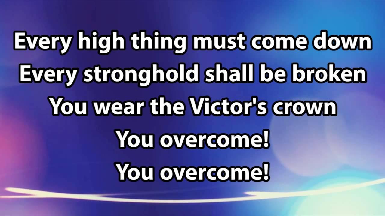 Darlene Zschech - Victor's Crown (with Lyrics)