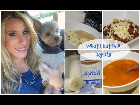Stay Fit Sunday | What I Eat In A Day #8