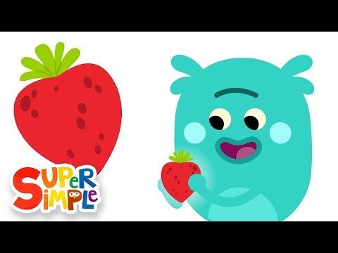 The Bumble Nums Make Sparkling Strawberry Smoothies | Kids Cartoon