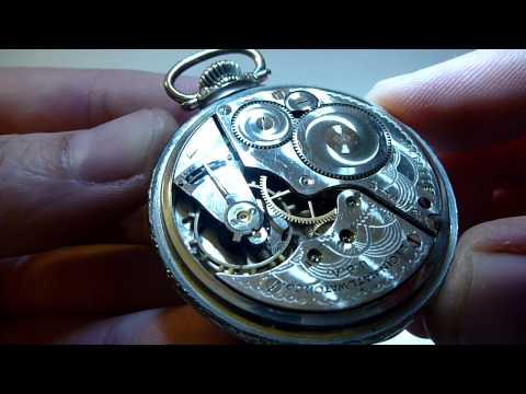 Elgin Pocket Watch (1928)