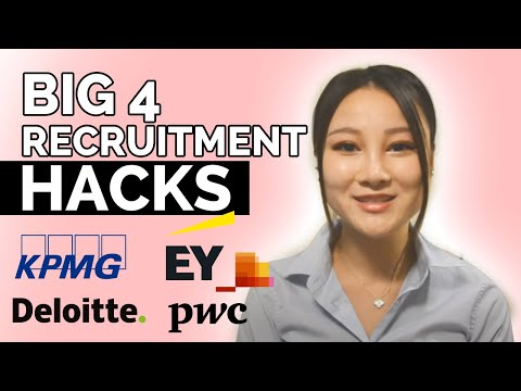 INTERNSHIP EXPERIENCE WITH BIG FOUR ACCOUNTING FIRMS | BIG 4 | Cherry Tung