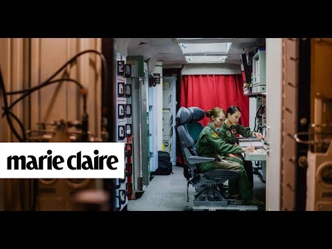 Meet the Air Force Officers in Control of the U.S. Nuclear Missiles | Marie Claire