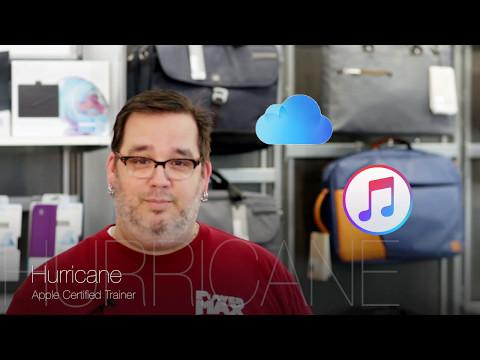 iCloud vs iTunes