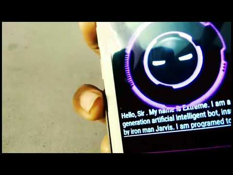 Get iron man jarvic on your Android as a personal assistant (Hindi)