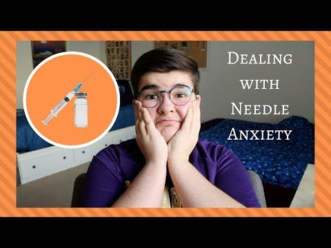 How to Overcome Needle Anxiety