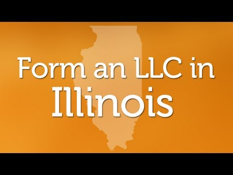 Forming an LLC in Illinois