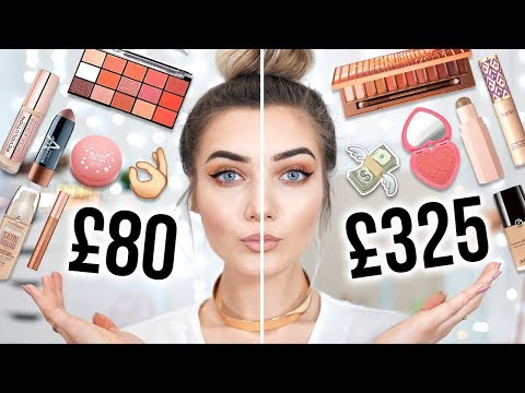 CHEAP DRUGSTORE DUPES FOR EXPENSIVE HIGH END MAKEUP!