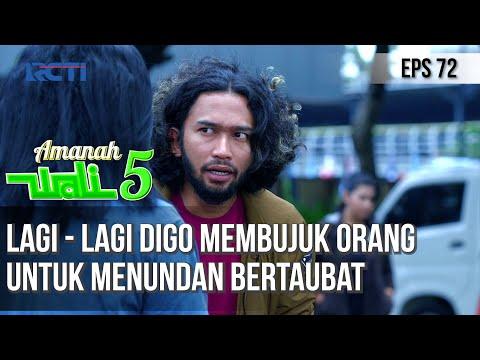 Download AMANAH WALI 5 - Lagi - Lagi Digo Membujuk Orang Untuk Menundan Bertaubat MP3 Gratis