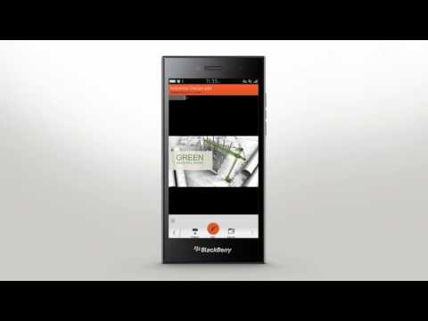 BlackBerry Leap - BlackBerry Hub: Official How To Demo