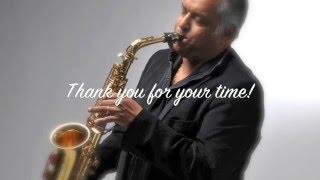 Lag Ja Gale | Lata Mangeshkar | Stanley Samuel | Best Saxophone Covers | Singapore | India | Player