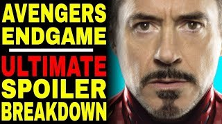 Download Avengers Endgame Explained - COMPLETE SPOILER BREAKDOWN Video