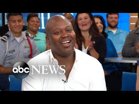 Tituss Burgess on what he has in common with his on-screen persona