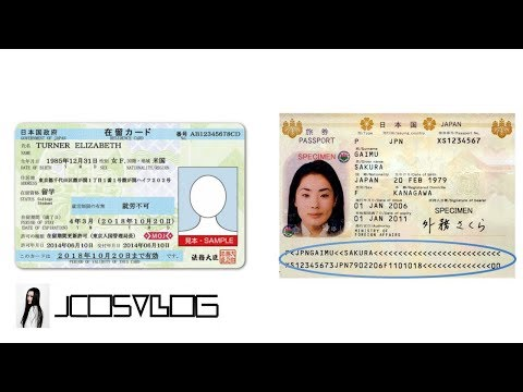 JCOSVLOG - Obtaining Japanese Permanent Residency vs Obtaining Japanese Citizenship Comparison