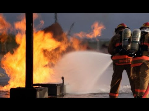 U.S. Air Force: Fire Protection