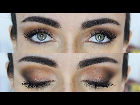 Everyday Makeup Tutorial For Hooded Droopy Eyes | MakeupAndArtFreak