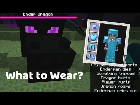 Date with an Ender Dragon:What to Wear - Minecraft Let's Play - 76 Supp