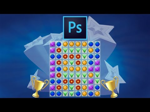 Learn to Design Game Assets in Photoshop Course