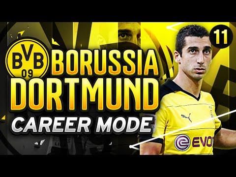 FIFA 16 Dortmund Career Mode - FIGHT FOR THE BUNDESLIGA! - Season 1 Episode 11
