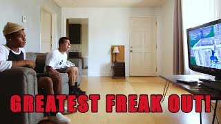 Greatest Freak Out Ever!   David Lopez