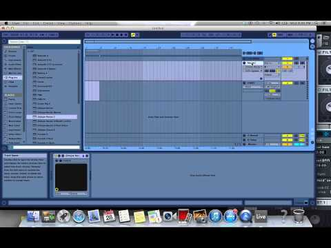 Live Vocal Harmonies with Ableton live 9 and Nectar 2