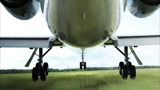 What Happens When a Plane Speeds Wildly Off the Runway