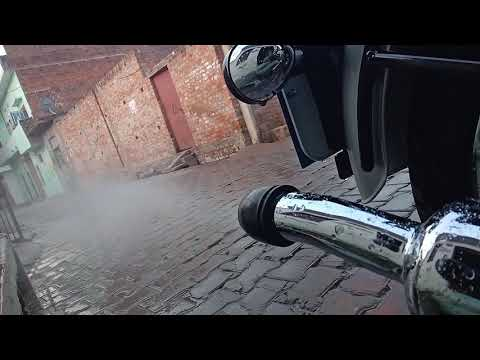 Royal Enfield Classic 350 Silencer Sound After Wash