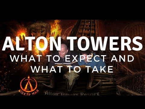 Alton Towers: What to Take and What to Expect