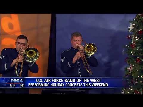 U.S. Air Force Band of the West Trombone Quartet