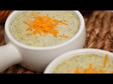 Cream of Broccoli Soup | #Homemade