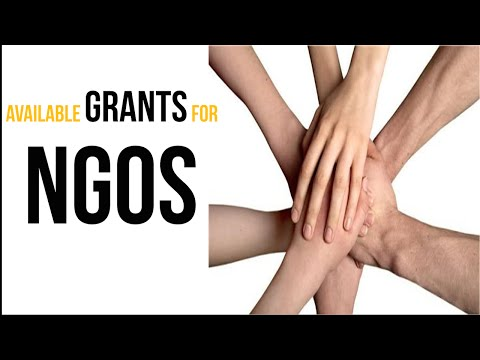 funds for ngos- NGO project funding in developing countries