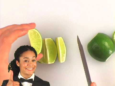 CaterTown How To Cut Lemons And Limes Full Wedges