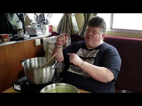 Scotch Broth Soup Cooking On The Corsican Part 44