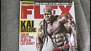 Will Kai Greene show up and compete at the last minute?