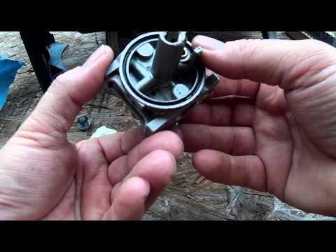 Chicago Electric Portable Generator Carburetor Remove and Clean