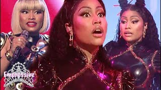 Nicki Minaj accused of cultural appropriation after SNL performance
