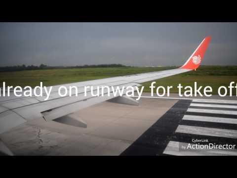 malindo airline klia to Kathmandu trip