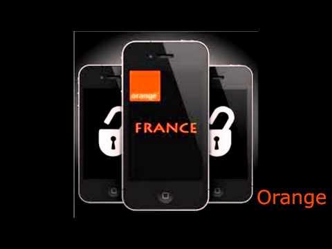 Déblocaque/Unlock Iphone ORANGE/SFR/BOUYGUES