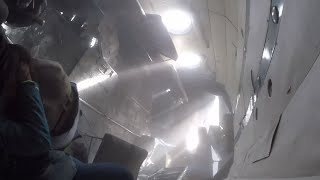 Horrifying helicopter crash captured on GoPro camera