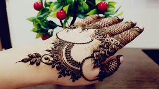 Heena Vahid Mehndi Design 2018 Videos Ytube Tv
