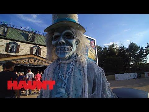 Kings Island Halloween Haunt opening night 2016