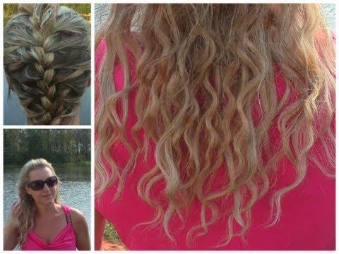 ~~No Heat Beachy Waves~~ For Thin Hair!!
