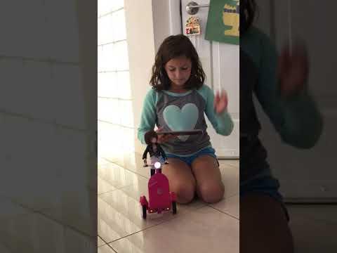 Smartgurlz - Radio Control Segway Scooter Vehicle for Barbie's Disney Princesses